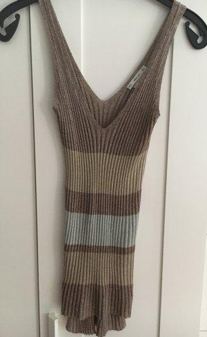 Zara Top /neu/S Italian Yarn knit tank
