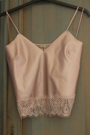 Zara Top rose Gr.36