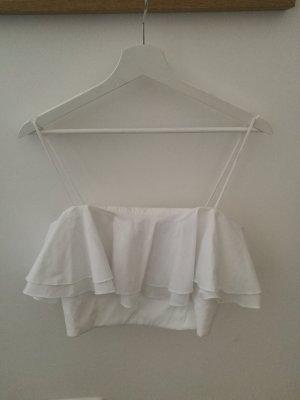 Zara Top bianco
