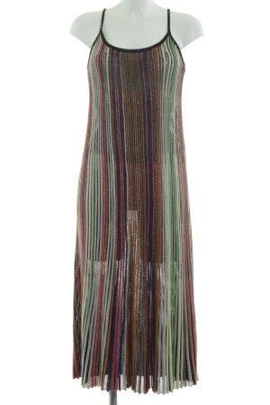 Zara Overgooier gestreept patroon elegant