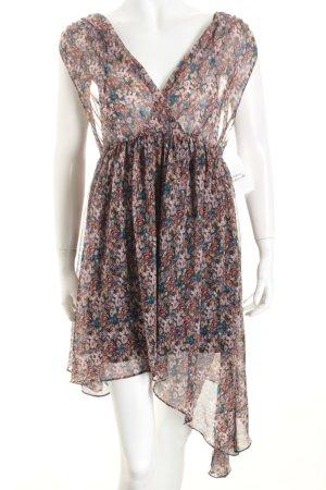Zara Trägerkleid florales Muster Gypsy-Look