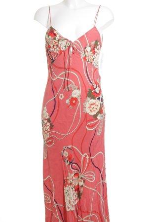 Zara Trägerkleid florales Muster Romantik-Look