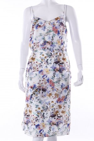 Zara Trägerkleid mit Blumenprint