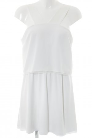 Zara Strappy Top natural white casual look