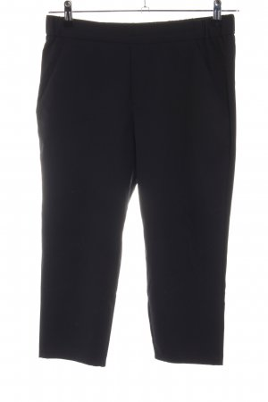 Zara Trafaluc 3/4 Length Trousers black casual look