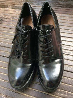 Zara Trafaluc Ankle Boot/ Plateaustiefeletten