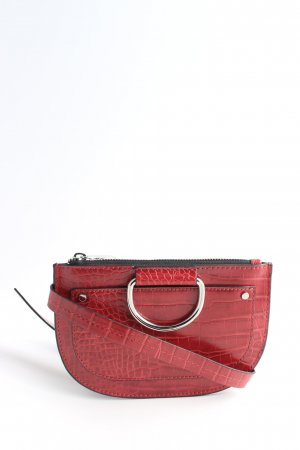 Zara Trafaluc Marsupio rosso stile casual