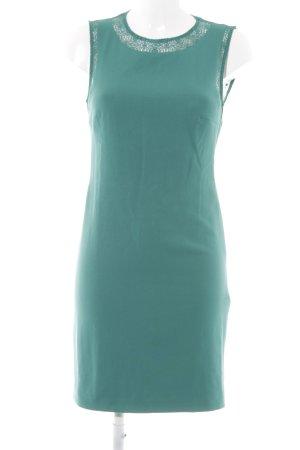 Zara Trafaluc Bleistiftkleid dunkelgrün Elegant