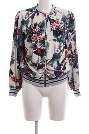 Zara Trafaluc Blouson allover print casual look