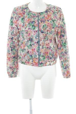 Zara Trafaluc Blouson florales Muster Casual-Look