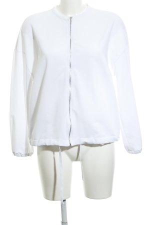 Zara Trafaluc Blouson blanc style décontracté