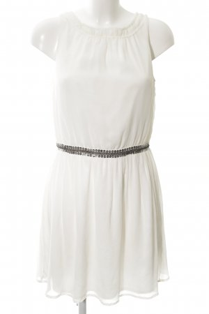 Zara Trafaluc Abito blusa bianco elegante