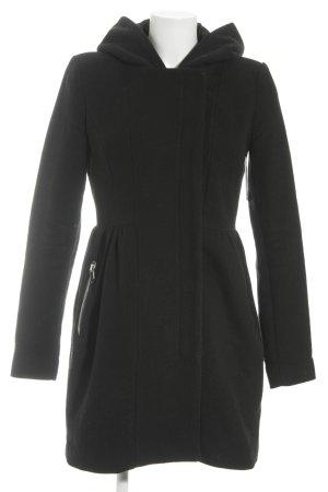 Zara Trafaluc Vareuse noir style d'affaires