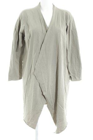 Zara Trafaluc Cardigan graugrün Casual-Look
