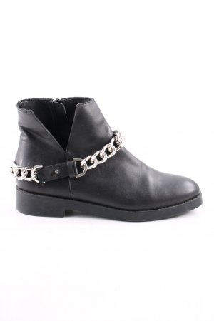 Zara Trafaluc Chelsea Boot noir style décontracté
