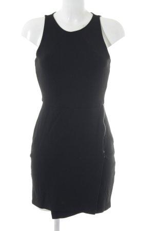 Zara Trafaluc Cocktailkleid schwarz extravaganter Stil