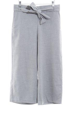 Zara Trafaluc Culottes lichtgrijs casual uitstraling