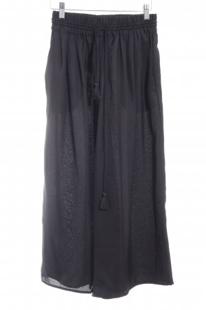 Zara Trafaluc Culottes black street-fashion look