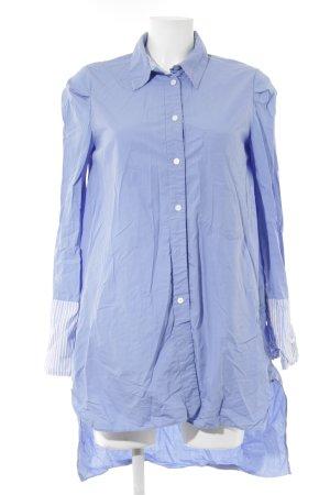 Zara Trafaluc Hemdblusenkleid Streifenmuster Casual-Look