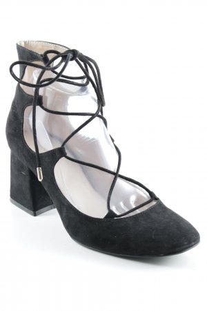 Zara Trafaluc High Heel Sandaletten schwarz