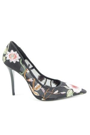 1608250675a049 Zara Trafaluc High Heels mehrfarbig Elegant