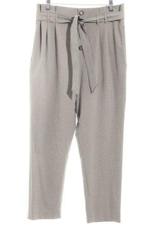 Zara Trafaluc Pantalone a vita alta motivo a quadri stile casual