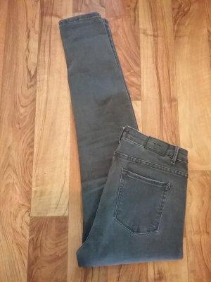 Zara Trafaluc High Waist Skinny Jeans Gr. 42 L 32