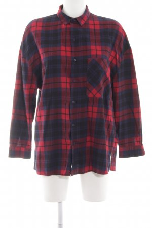 Zara Trafaluc Houthakkershemd geruite print casual uitstraling