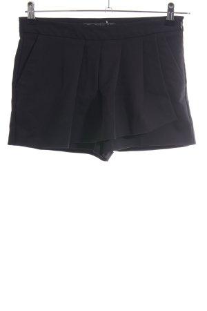 Zara Trafaluc Culotte Skirt black casual look