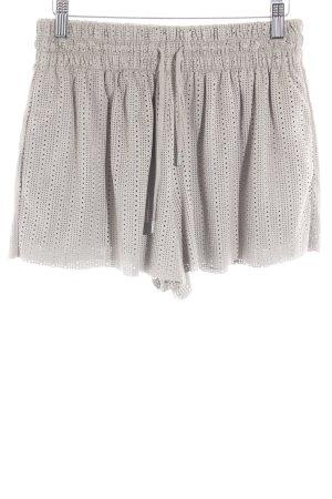 Zara Trafaluc Hot Pants beige Beach-Look