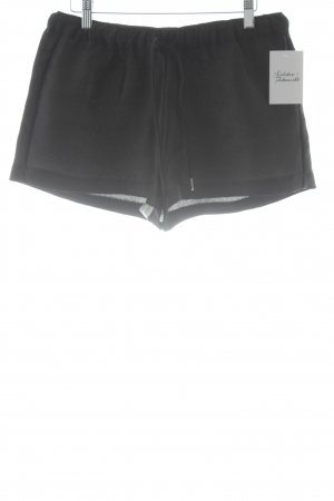 Zara Trafaluc Hot Pants schwarz Streifenmuster Beach-Look