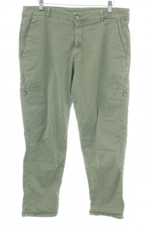 Zara Trafaluc Houlihans grass green casual look