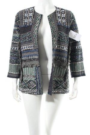 Zara Trafaluc Jacke mehrfarbig extravaganter Stil