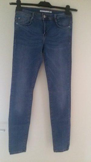Zara Trafaluc Jeans Skinny Gr. 38 - eher 36