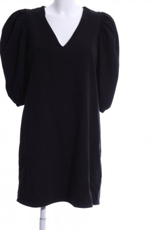 Zara Trafaluc Denim Dress black elegant