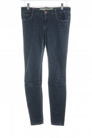 Zara Trafaluc Jeggings meliert Jeans-Optik