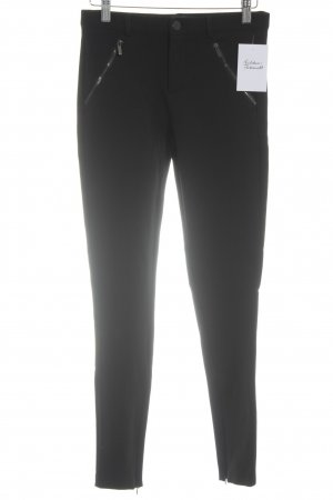 Zara Trafaluc Jeggings schwarz Casual-Look