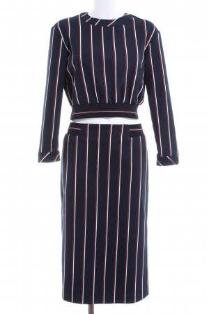 Zara Trafaluc Twin Set tipo suéter allover print casual look
