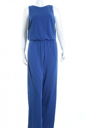 Zara Trafaluc Jumpsuit blau minimalistischer Stil