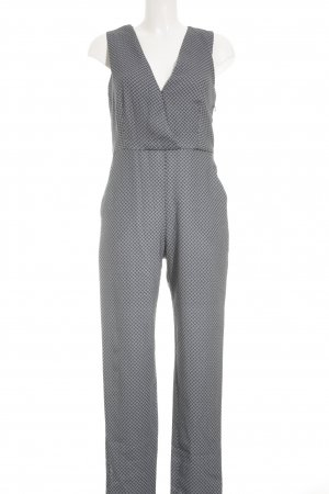 Zara Trafaluc Jumpsuit grafisches Muster Casual-Look