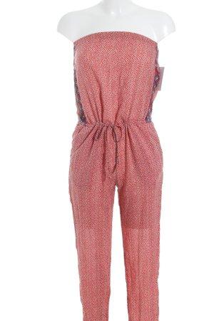Zara Trafaluc Jumpsuit mehrfarbig Casual-Look
