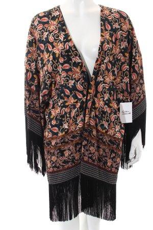Zara Trafaluc Kimono Paisleymuster Boho-Look