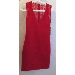 Zara Trafaluc - Kleid rot in S