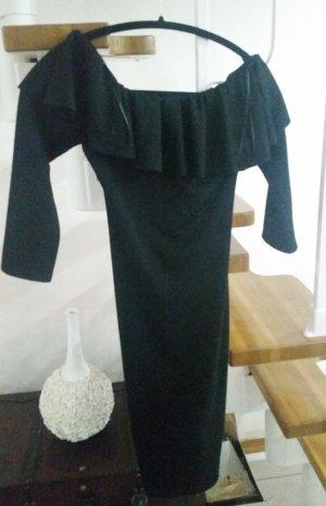 Zara Trafaluc Kleid schwarz 36 S