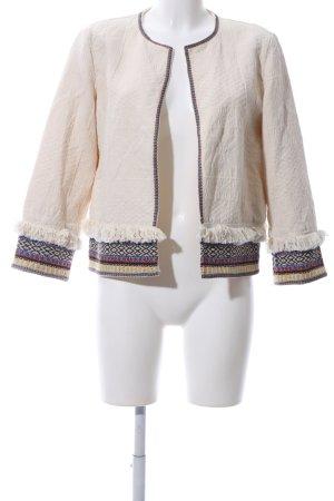 Zara Trafaluc Short Jacket multicolored casual look