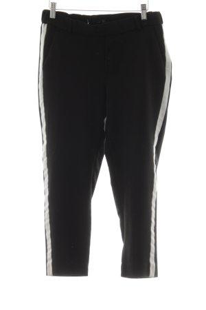 Zara Trafaluc Leggings schwarz-weiß sportlicher Stil
