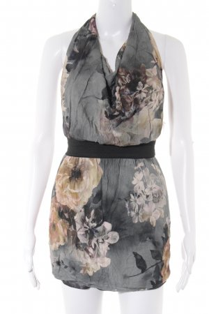 Zara Trafaluc Minikleid Blumenmuster Party-Look