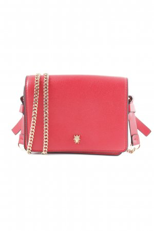 Zara Trafaluc Minitasje lichtrood zakelijke stijl