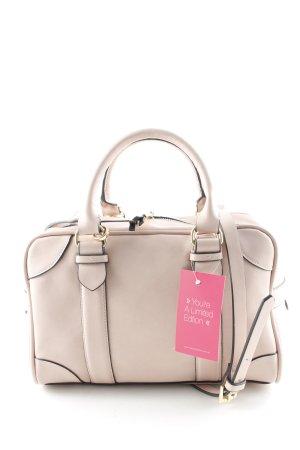Zara Trafaluc Minitasche rosé Casual-Look