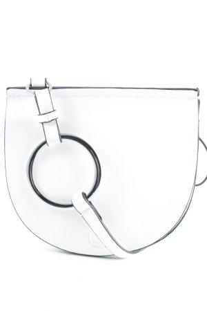 Zara Trafaluc Mini Bag black-white minimalist style